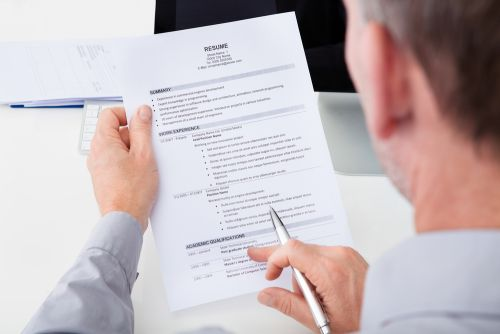 Think CV discrimination is a thing of the past? Think again.
