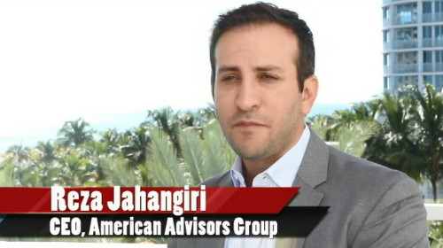 AAG head Reza Jahangiri on the advantages of reverse mortgages