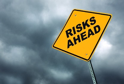 Quarter of businesses say risk has risen