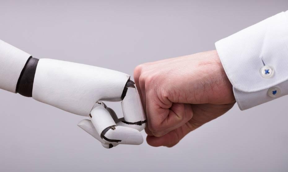 Should robots be treated like human employees?