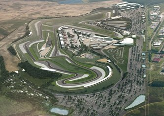 Circuit of Wales's future in balance as insurance giant weighs options