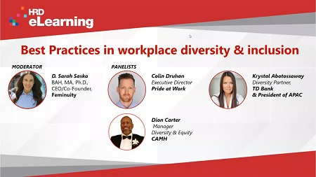 Best practices in workplace diversity and inclusion