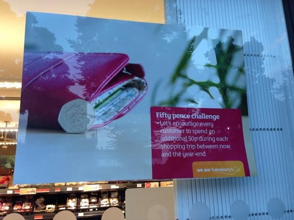 Lighter side: Grocery chain's internal memo goes viral