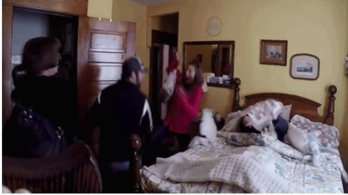 Trulia terrifies home buyers with staged haunted house