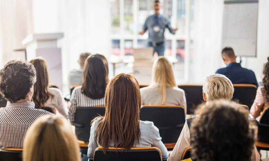 Revealed: Step inside this world-leading HR Summit