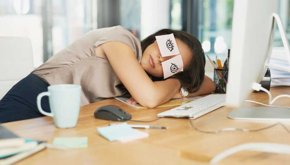 Are your employees getting enough shut-eye?