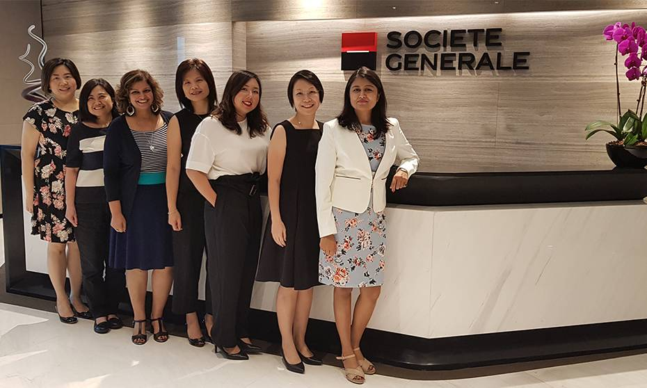 Inside Societe Generale's employee engagement