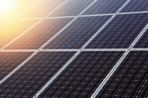 Insurance to augment maintenance of solar panels