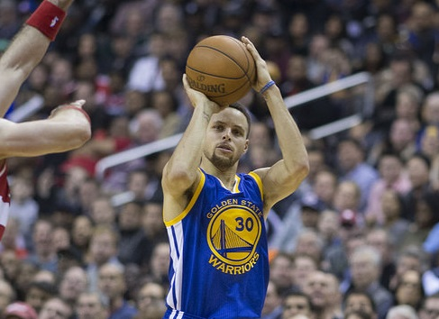National Basketball Association champion Curry to compete in Web.com event