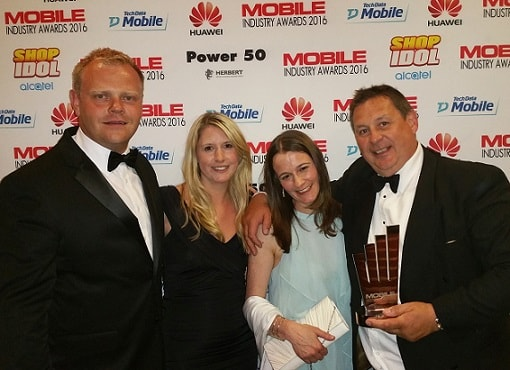 Supercover scoops Mobile Industry Award