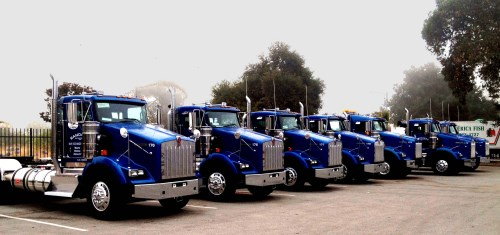 Insurers shying away from trucking industry