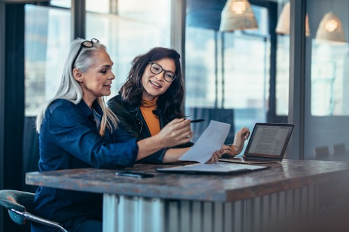Gender balance and the role of workplace tech