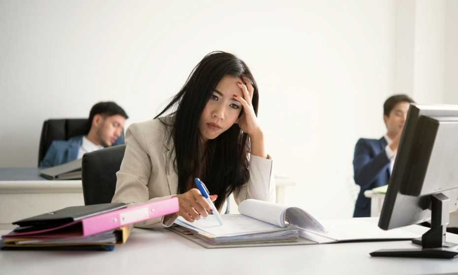 Over half of employees feel 'invisible' at work
