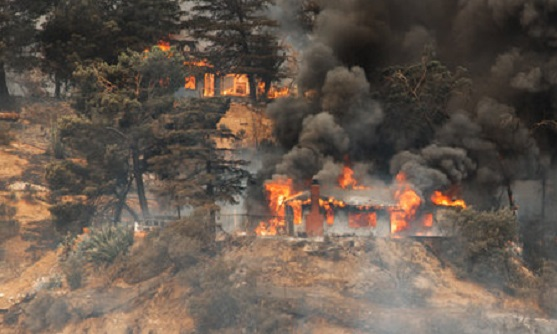 California Wildfires' Impact Felt Throughout Insurance, Real Estate Markets