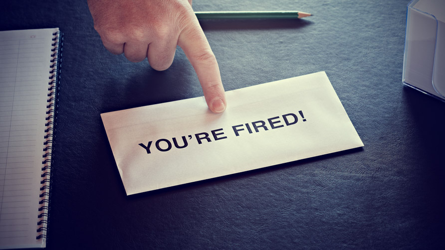 Lighter Side: Ridiculous reasons to be fired