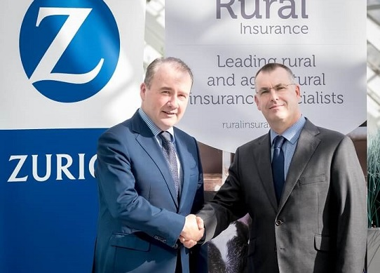 Rural Insurance and Zurich announce partnership